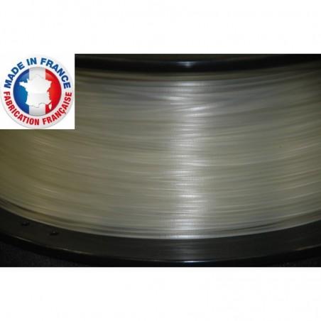 PLA 1.75mm Translucide / naturel 1kg Arianeplast