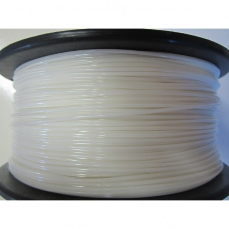 ABS 1.75mm Blanc / Naturel 1kg Arianeplast