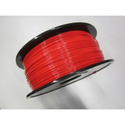 ABS 1.75mm rouge 1kg Arianeplast
