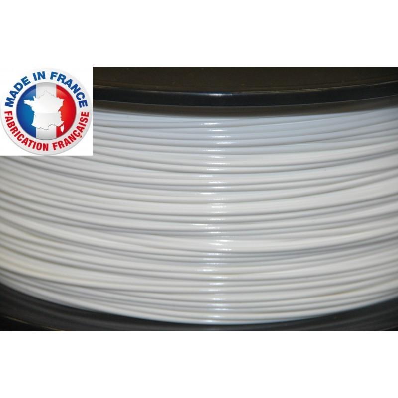 PLA 1.75mm Blanc 1kg Arianeplast