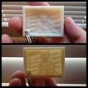 Photo 3D taille 13*9cm