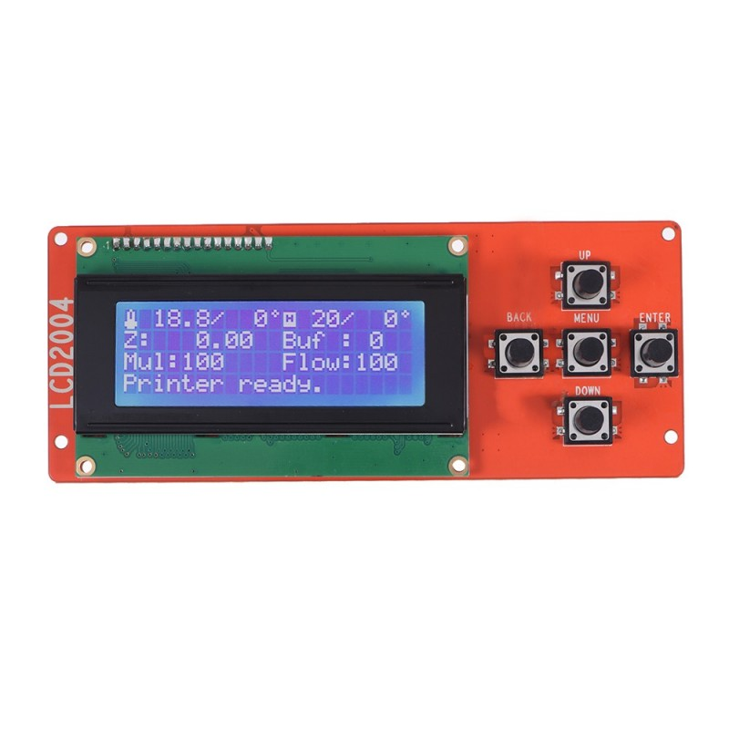 Ecran LCD ANET