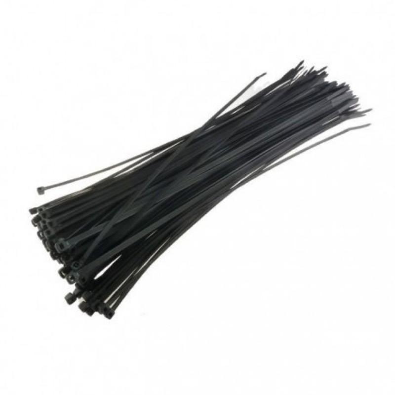 Rilsans noir pack de 100