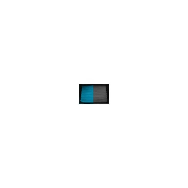 PLA 1.75mm Phosphorescent bleu 1kg