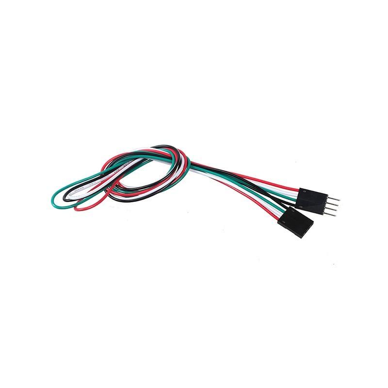 Câble 4 pins male femelle 70cm connecteur Dupont