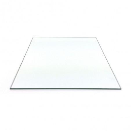 Plaque de verre borosilicate 224*224*4