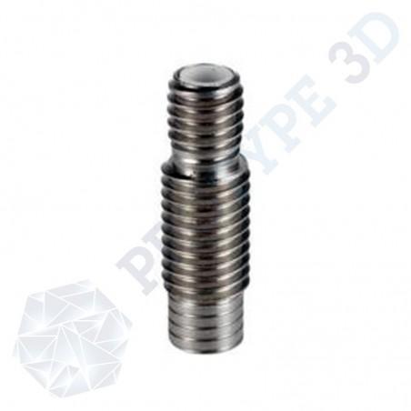 Gorge avec tube téflon pour filament 1.75 / 3mm