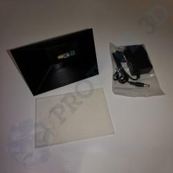 Photo 3D taille 15*10cm avec cadre éclairé