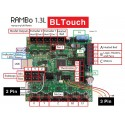 BL touch pour auto-levening RAMBO