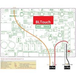 BL touch pour auto-levening MKS SBASE
