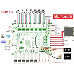 BL touch pour auto-levening BBP1S