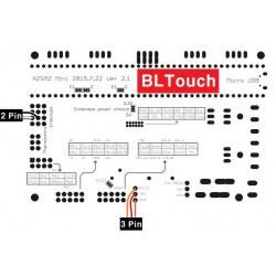 BL touch pour auto-levening AZSMZ 2.1