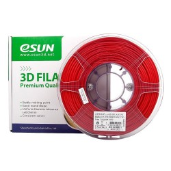 PLA+ 1.75mm Rouge Feu1kg