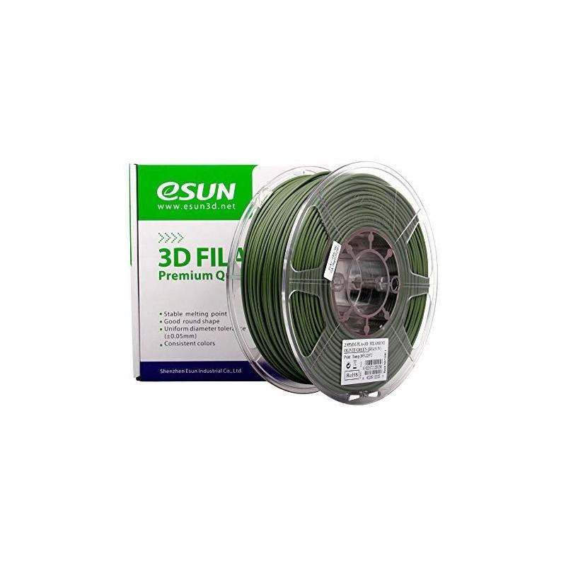 PLA+ 1.75mm Vert Olive 1kg