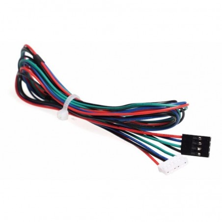 Câble 4 pins femelle femelle 50cm connecteur Dupont / JST XH
