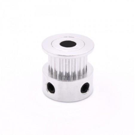 GT2 pulley 20 teeth inner diameter 5 mm