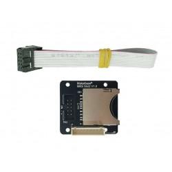 External SD card reader for MKS