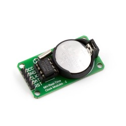 module horloge RTC DS1302 pour arduino