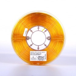 filament 3D petg jaune esun