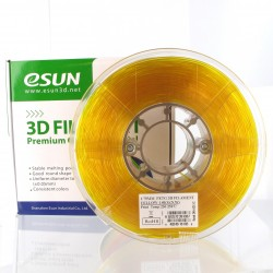 filament petg jaune esun