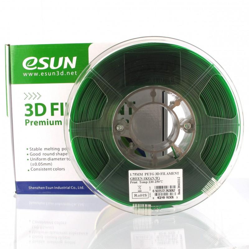 filament petg vert