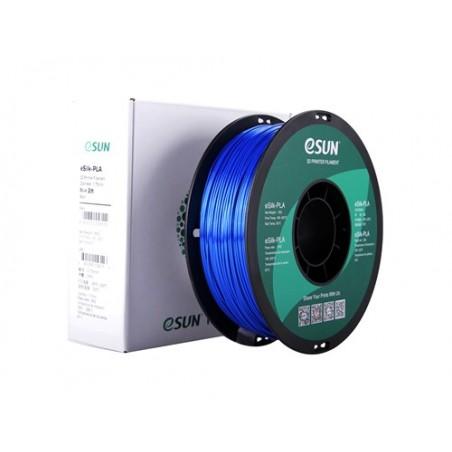 pla slik bleu esun pour imprimante 3D
