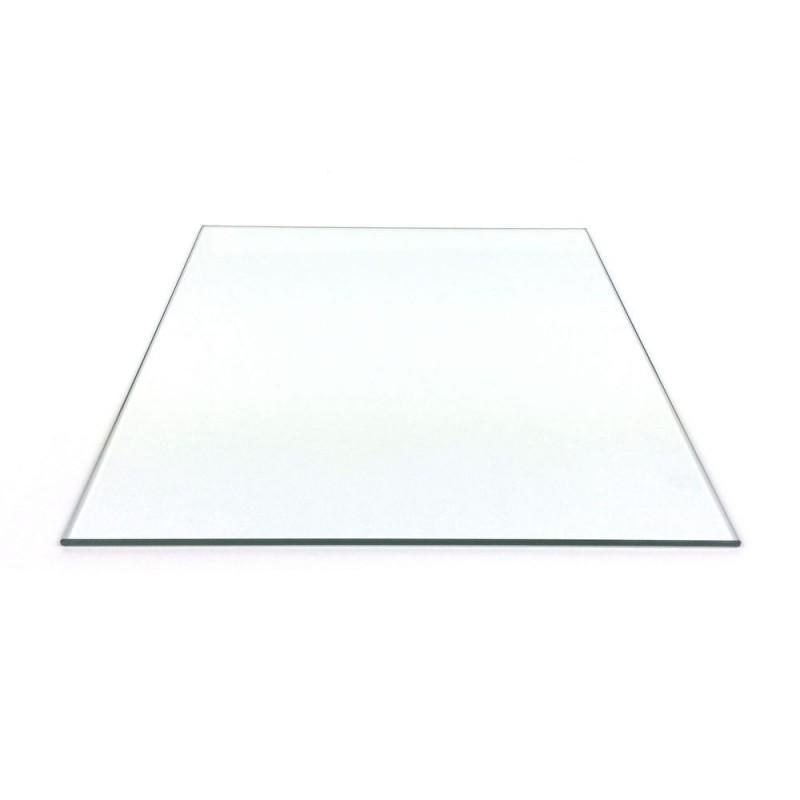 Plaque de verre borosilicate