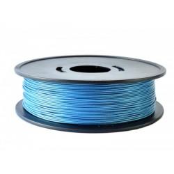 pla bleu métallise 3d filament arianeplast 750g fabrique en france