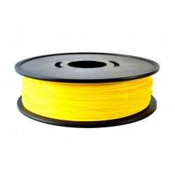 yellow pla 3d filament arianeplast 750g