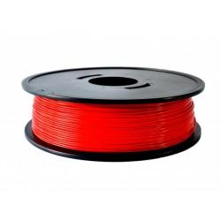 pla rouge 3d filament arianeplast 750g