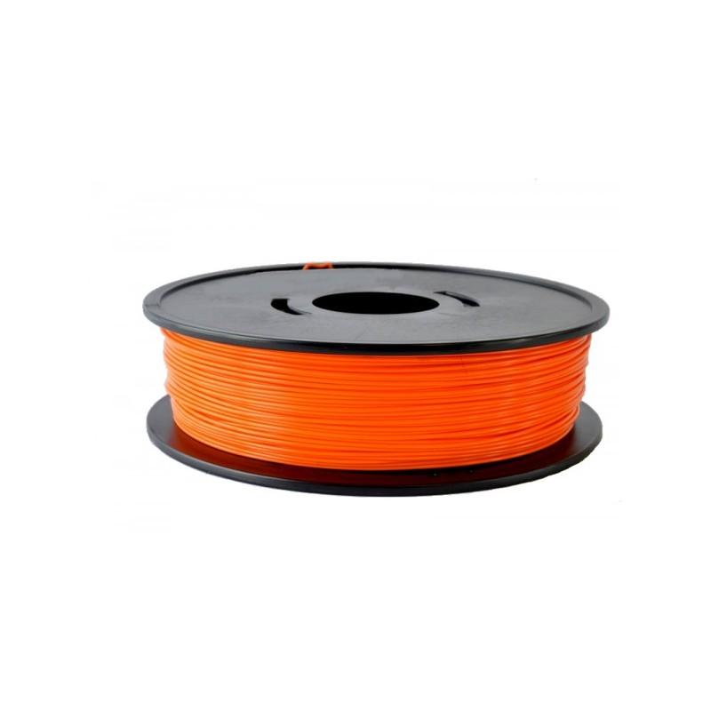 pla orange 750g made in France
