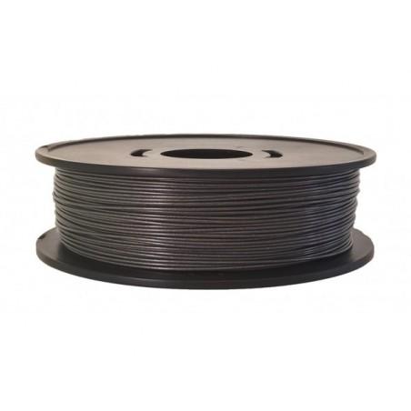 pla 3d anthracite gray metallic filament arianeplast 750g