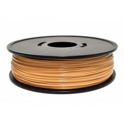 pla beige 3d filament arianeplast 750g made in france