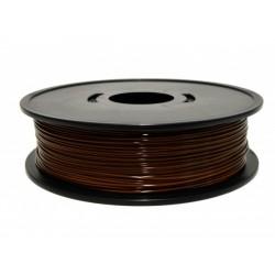 pla marron café filament pla arianeplast 750g fabrique en france