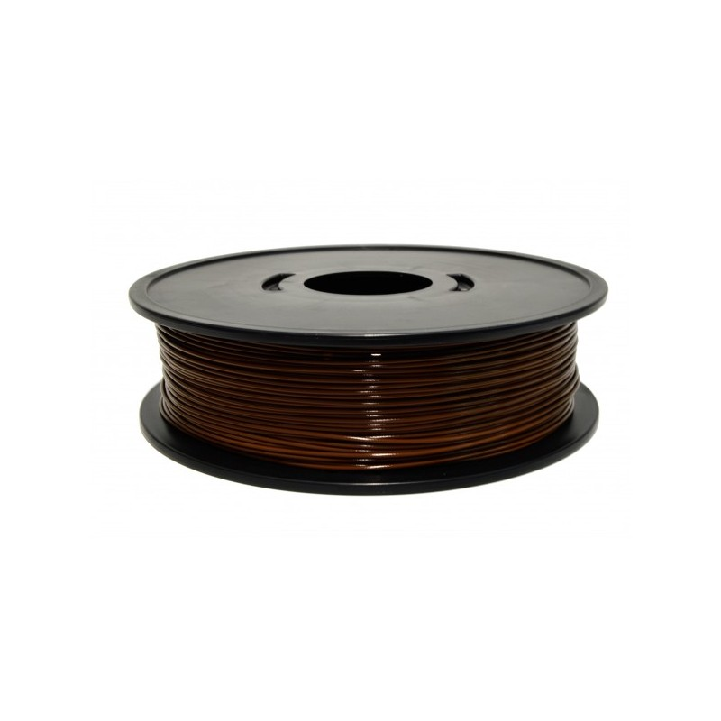 pla brown coffee filament pla arianeplast 750g made in france
