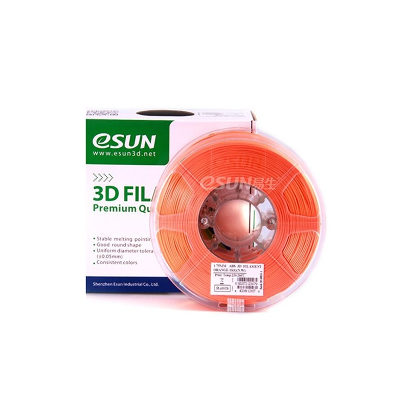 PLA Orange 1.75mm