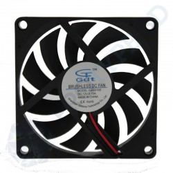 Ventilateur 80*80*10 12V