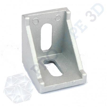 Equerre de fixation pour profilé aluminium