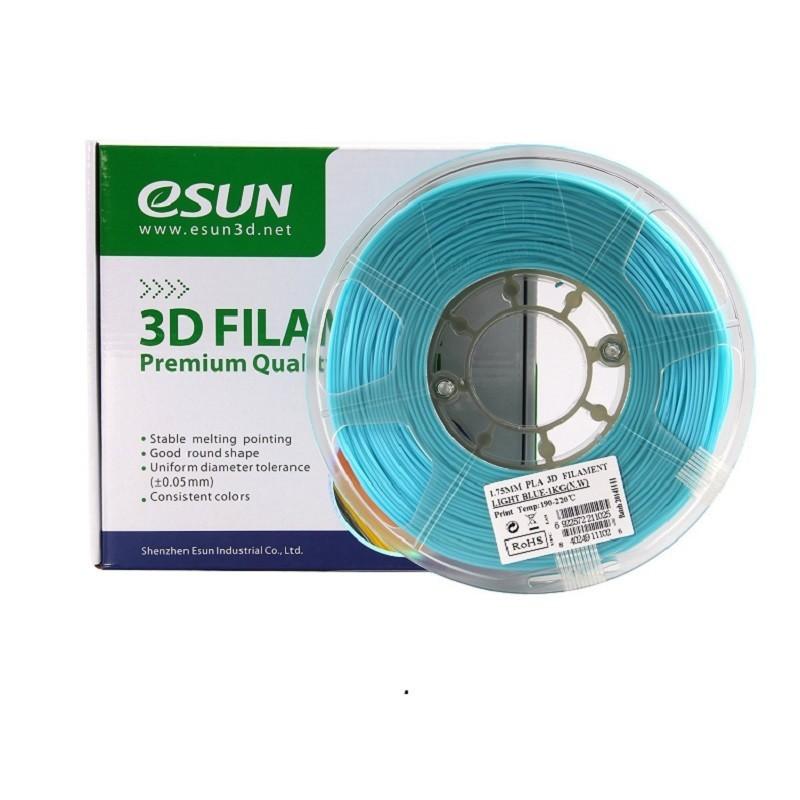 PLA 1.75mm Bleu clair (turquoise) 1kg