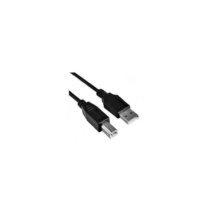 Câble USB 2 M (type AB)