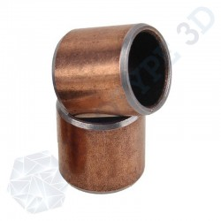 Coussinet auto-lubrifié 8*10*12 mm