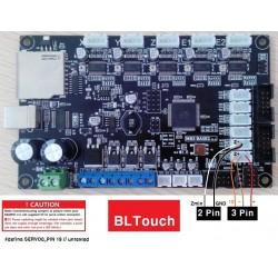 BL touch pour auto-levening MKS BASE2 V1.2