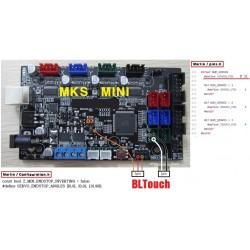 BL touch pour auto-levening MKS MINI